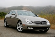 2006 Mercedes-Benz CLS Coupe